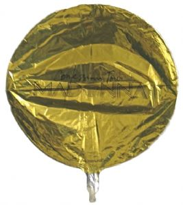 CONFESSIONS TOUR - GOLD HELIUM STAGE BALLOON